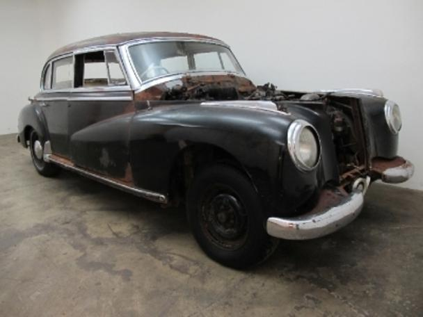 Mercedes benz 300 adenauer right hand drive price on for Mercedes benz for sale los angeles