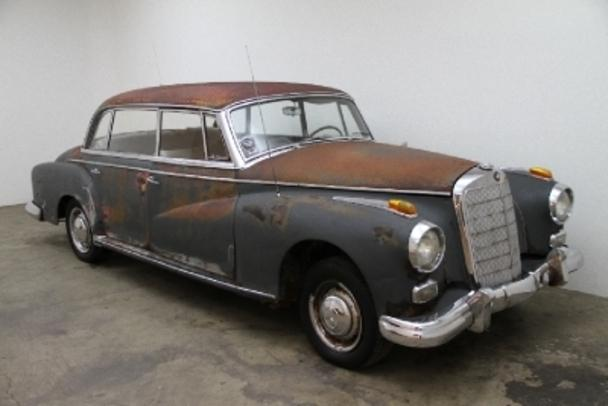 Mercedes benz 300d adenauer for sale in los angeles for Mercedes benz 300d engine for sale