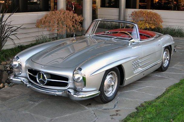 Mercedes-Benz 300SL Price On Request