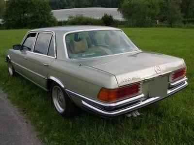 Mercedes Benz 450sel 6 9 For Sale In Simpsonville South
