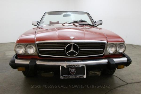 Mercedes benz 450sl for sale in los angeles california for Mercedes benz for sale los angeles