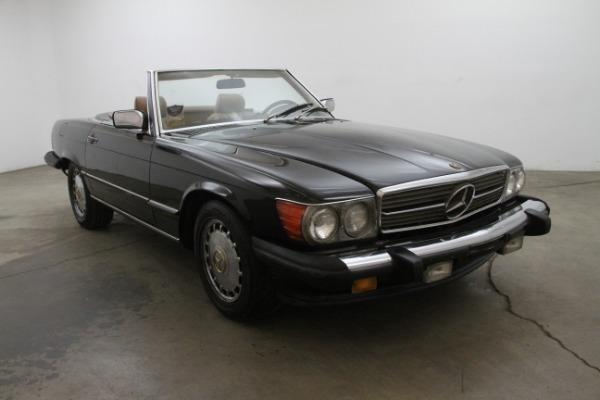 Mercedes Benz 560sl For Sale In Los Angeles California