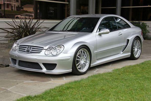 Mercedes-Benz CLK DTM/AMG Price On Request