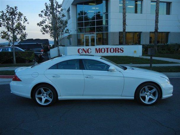 Mercedes benz cls class for sale in ontario california for Mercedes benz of anaheim hills