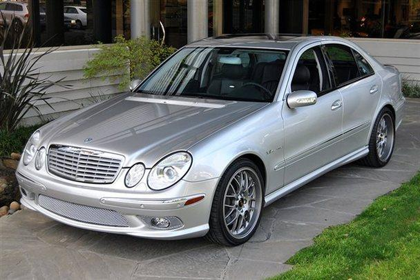 mercedes benz e class for sale in scotts valley california classified. Black Bedroom Furniture Sets. Home Design Ideas