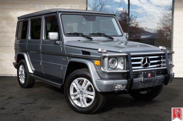 Mercedes Benz G550 Suv For Sale In Bellevue Washington
