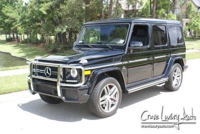 Mercedes benz g63 amg loaded leather designo crave luxury for Mercedes benz woodlands