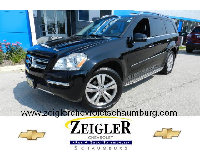 Mercedes benz gl class awd gl450 4matic 4dr suv 2011 for for Mercedes benz hoffman estates illinois
