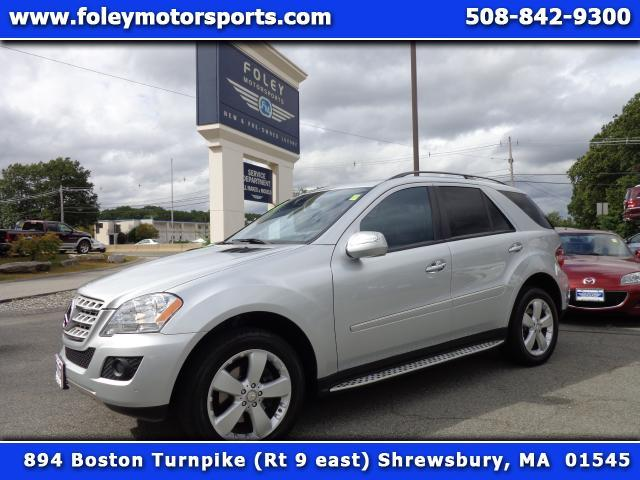 Mercedes benz m class awd ml350 4matic 4dr suv 2009 for for 2009 mercedes benz ml350 running boards