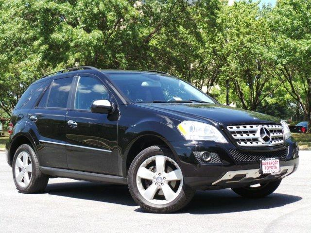 Mercedes benz m class awd ml350 4matic 4dr suv 2009 for for 2009 mercedes benz ml350 4matic for sale