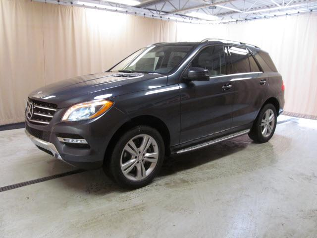 Mercedes benz m class awd ml350 4matic 4dr suv 2013 for for Mercedes benz suv 2013 for sale