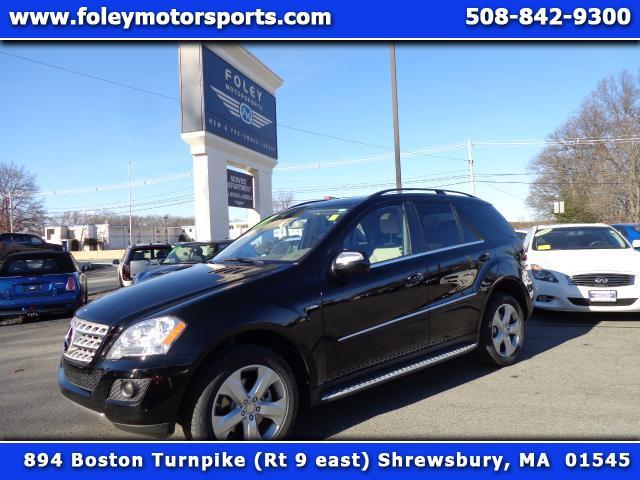 Mercedes benz m class awd ml350 bluetec 4matic 4dr suv for 2010 mercedes benz ml350 bluetec 4matic