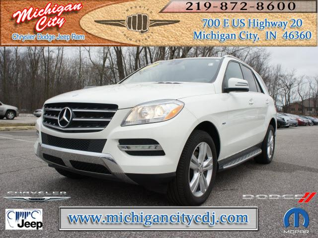 Mercedes benz m class awd ml350 bluetec 4matic 4dr suv for Mercedes benz suv 2012 for sale