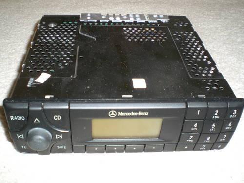 Mercedesbenz Radio For Sale ®® In Houston Texas Rhhoustontxamericanlisted: Oem Radios In Houston Texas At Gmaili.net