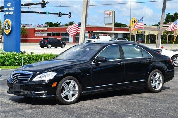 Mercedes benz s class for sale in pompano beach florida for Pompano mercedes benz