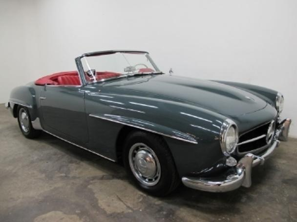 mercedes benz 190sl for sale in los angeles california