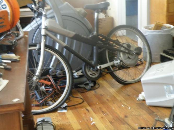 mercedes electric bike bicycle for sale in oak view. Black Bedroom Furniture Sets. Home Design Ideas