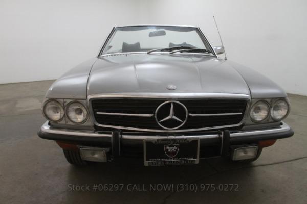 Mercedes benz 350sl 1972 mercedes benz 350sl sl class for Mercedes benz service los angeles