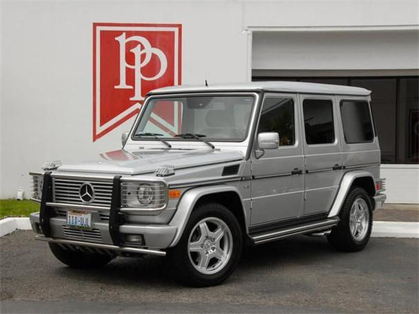 Mercedes benz g55 2004 2004 mercedes benz g55 car for for Bellevue mercedes benz
