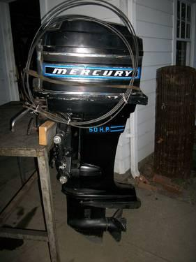 Mercury Hp Outboard Boat Motor As Is Americanlisted