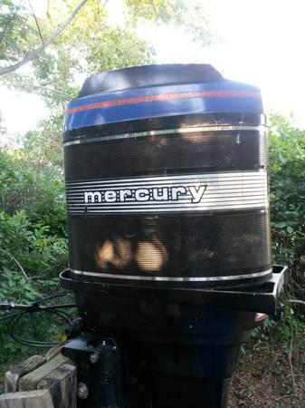 Mercury 39 79 90 hp outboard for parting out or repair for Outboard motors for sale in michigan