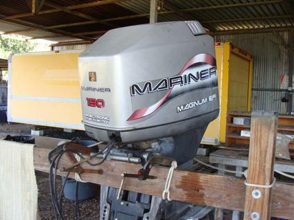 Mercury mariner outboard motor 150hp for sale in gibsonton for Mercury outboard motors for sale in florida