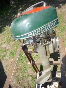 Mercury rocket 7 5 outboard motor for sale in oak grove for Boat motors for sale mn