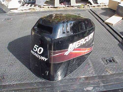 Mercury yamaha outboard motor cowling covers for sale in for Mercury outboard motor cowling