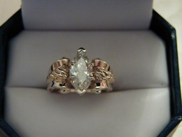 **Merry Christmas!** 2.33 CT Diamond Solitaire Ring