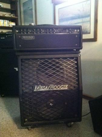 mesa boogie half stack for sale in bass lake indiana classified. Black Bedroom Furniture Sets. Home Design Ideas