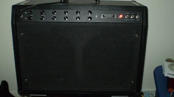MESA BOOGIE/WOLFGANG/EFFECTS