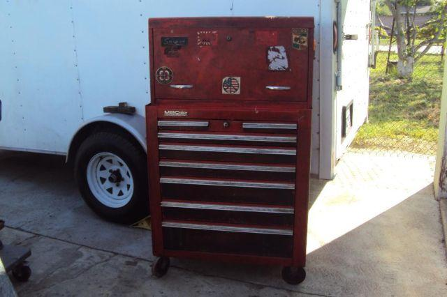 Metal Box Cabinet Corp Amp Snap On Tool Box For Sale In