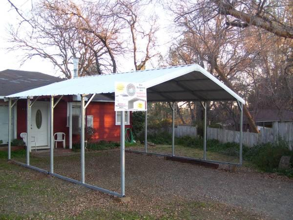 Metal Carports Amp Buildings Installed For Sale In