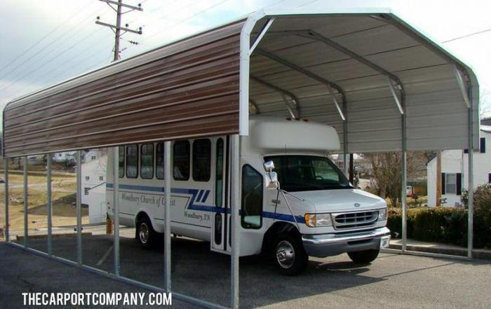 Metal Rv Covers Let Us Cover Your Rv Motorhome In