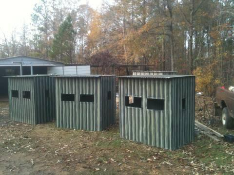 metal shooting houses for sale in fulton mississippi classified. Black Bedroom Furniture Sets. Home Design Ideas