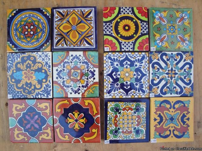 Mexican Tile Saltillo Paver
