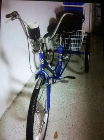 MIAMI SUN 3- Speed Adult Tricycle