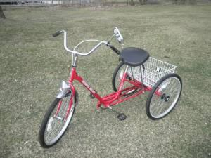 Miami Sun Adult Tricycle 121