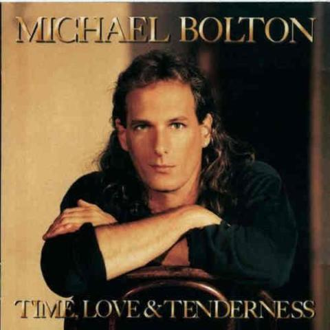 Michael Bolton - Time Love & Tenderness Songbook