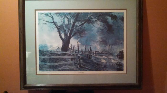 Michael Sloan Print
