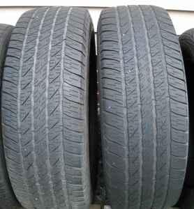 Michelin 265/65/17 - pair of 2 tires - $40 (Chapel