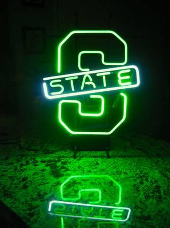 Michigan State Neon Sign~~Rose Bowl Champions! - $170