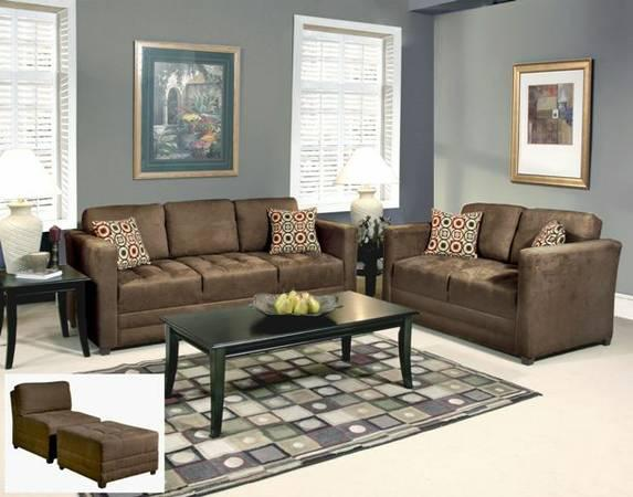Microfiber sofa and loveseat sets for sale in knoxville tennessee classified Microfiber sofa and loveseat set