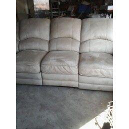 Microfiber Sofa Recliner Thornton For Sale In Denver Colorado Classified