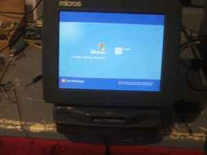 Micros PCWS Eclipse Touch Screen - $110 (Lawrenceville,