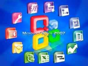 Elegant Microsoft Office Enterprise 2007 Cd For Sale   $25