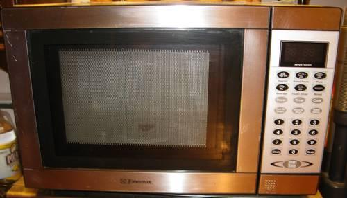 Microwave Galanz Very Small Countertop White With
