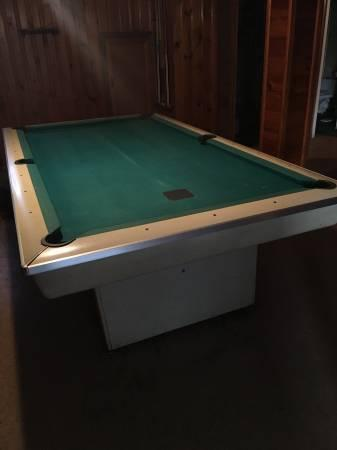 Billiard Slate Pool Table For Sale In Pennsylvania Classifieds Buy - Brunswick century pool table