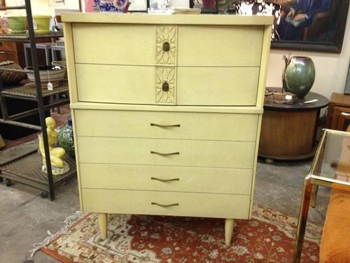 Mid century chest of drawers for sale in dallas texas for Furniture of america dallas texas