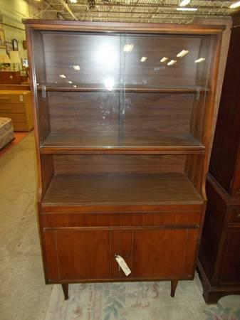 Mid Century China Closet for Sale in Greenwich